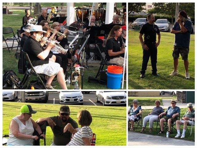 June 11, 2019 Concert in the Park